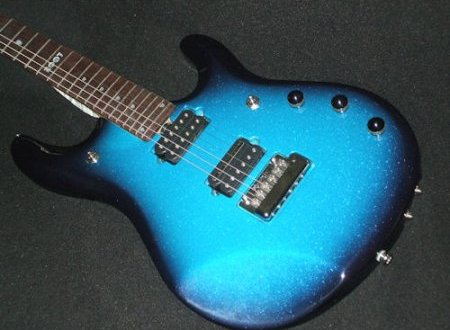 Music Man JP6 2007 Limited Edition