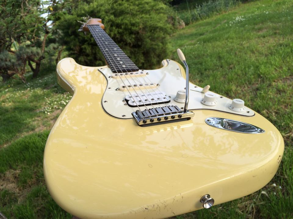 Fender Stratocaster Custom – Ricky Portera