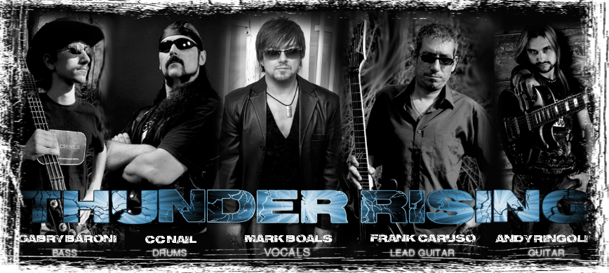 Thunder-Rising