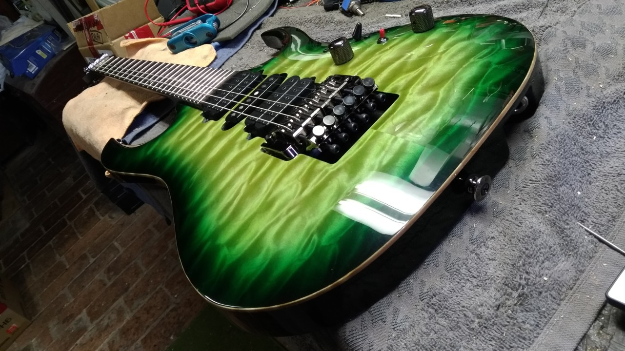 """IBANEZ KIKO200 directly from the Big KIKO LOUREIRO"""