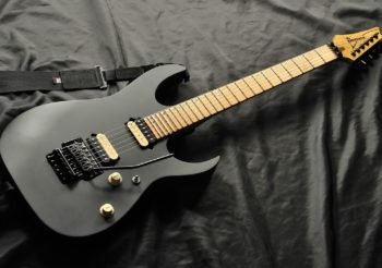 IBANEZ RG CUSTOM LACS – ALESSANDRO CORTINI – NINE INCH NAILS